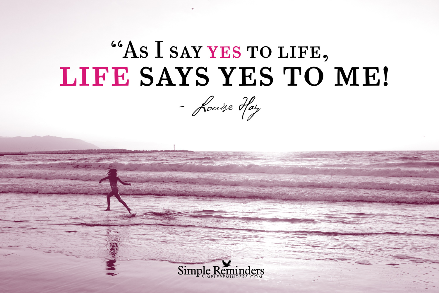 say yes to life Compare book prices from over 100,000 booksellers find say yes to life: daily meditations for addicts, fami (0962328235) by leo booth.